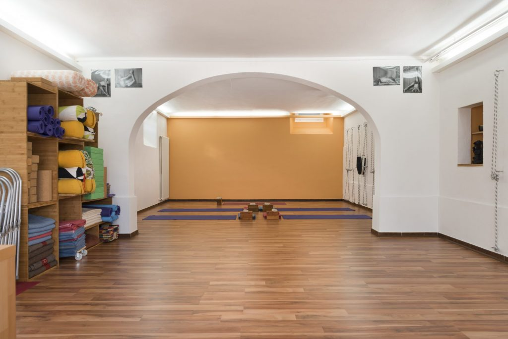 ananta yoga in Lugano