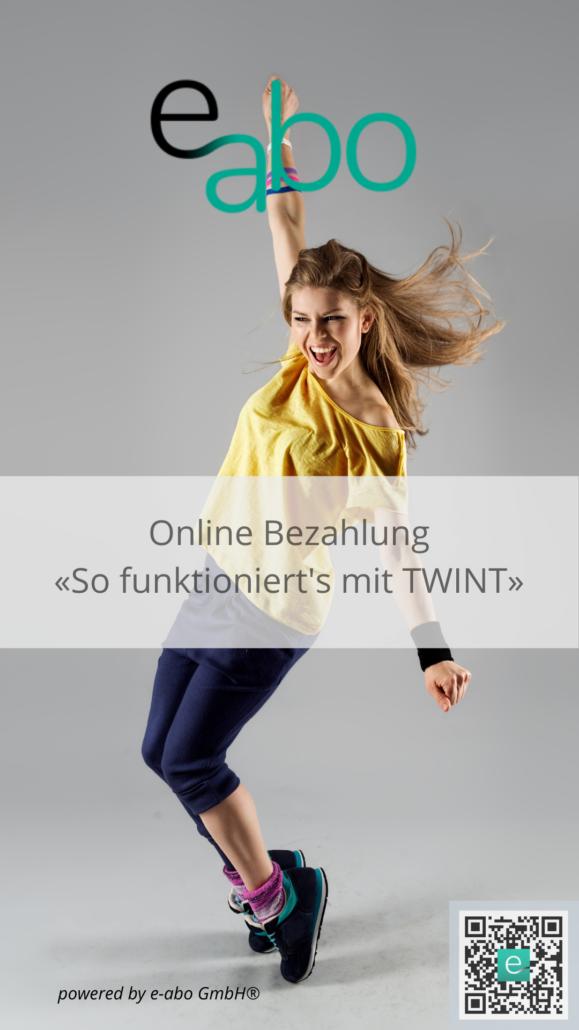 Online mit TWINT zahlen